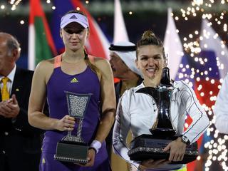「ドバイ・デューティーフリー・テニス選手権」(WTAプレミア/アラブ首長国連邦・ドバイ/2月17~22日/賞金総額290万8770ドル/ハードコート)