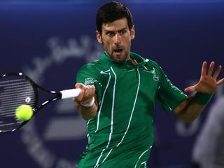 「ドバイ・デューティフリー・テニス選手権」(ATP500/アラブ首長国連邦・ドバイ/2月24~29日/賞金総額295万420ドル/ハードコート)
