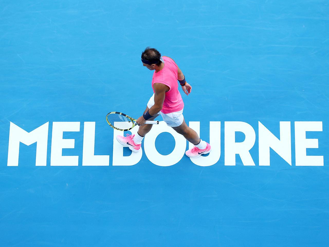 豪 オープン テニス 全