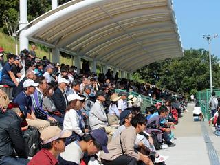 愛媛県総合運動公園テニスコート