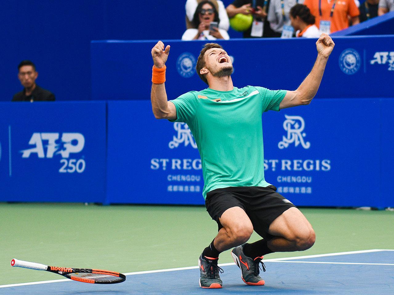 カレーニョ ブスタがおよそ2年ぶりの優勝 [成都オープン] | テニス ...