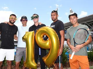 「ブリスベン国際」(ATP250/オーストラリア・ブリスベン/12月31日~1月6日/賞金総額58万9680ドル/ハードコート)