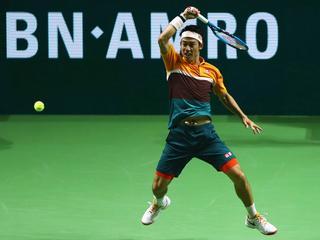 「ABN AMROワールド・テニス」(ATP500/オランダ・ロッテルダム/2月11~17日/賞金総額209万8480ユーロ/室内ハードコート)