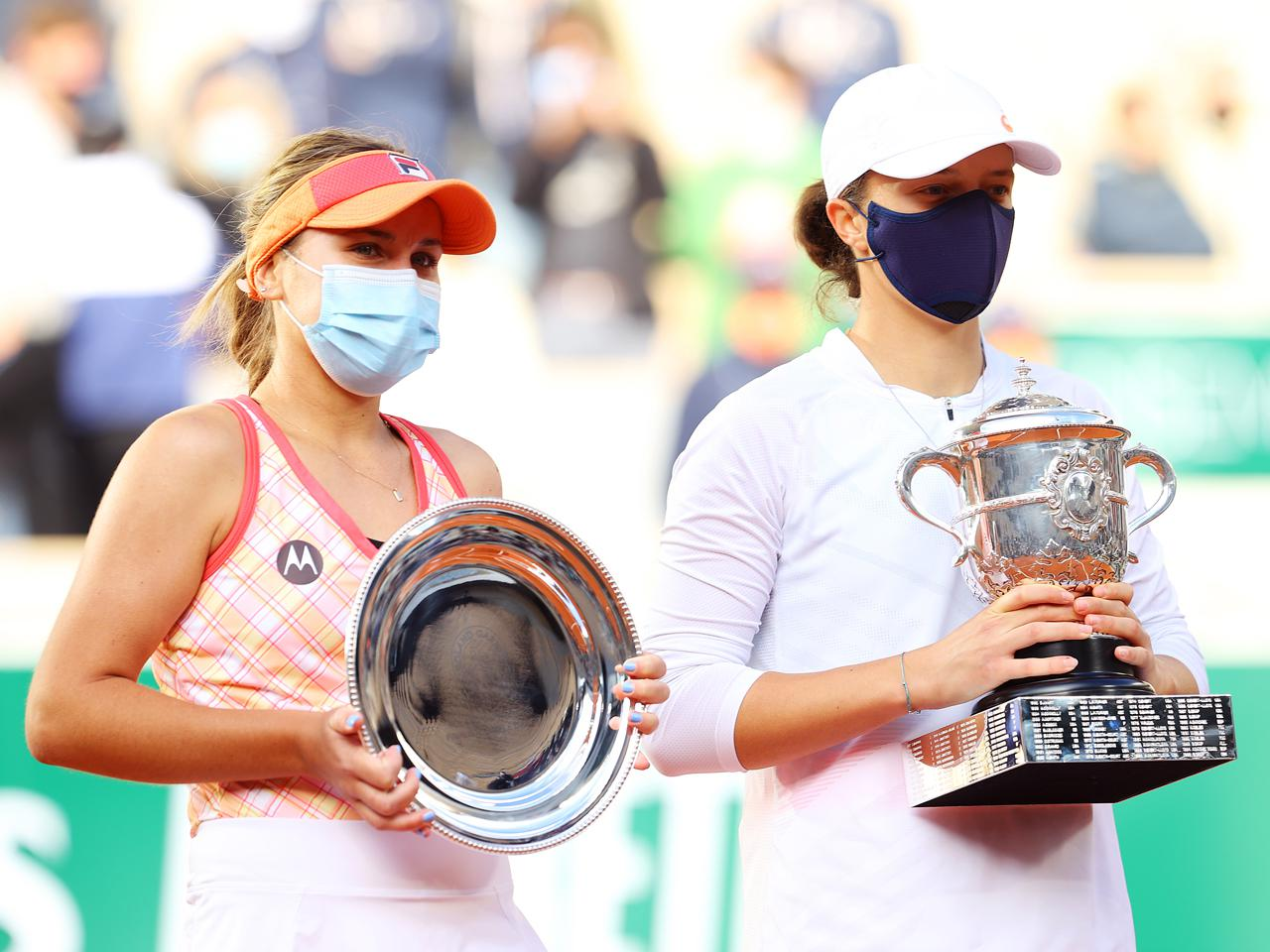 最新 女子 テニス ランキング
