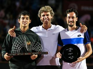 「リオ・オープン」(ATP500/ブラジル・リオデジャネイロ/2月17~23日/賞金総額191万5485ドル/クレーコート)