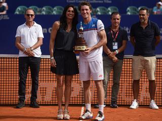 「アルゼンチン・オープン」(ATP250/アルゼンチン・ブエノスアイレス/2月10~16日/賞金総額69万6280ドル/クレーコート)