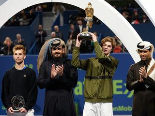「カタール・エクソンモービル・オープン」(ATP250/カタール・ドーハ/1月6~11日/賞金総額146万5260ドル/ハードコート)
