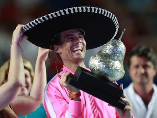 「アビエルト・メキシカーノ・テルセル」(ATP500/メキシコ・アカプルコ/2月24~29日/賞金総額200万845ドル/ハードコート)