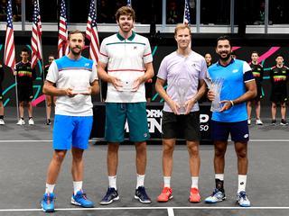 「ニューヨーク・オープン」(ATP250/アメリカ・ニューヨーク/2月10~16日/賞金総額80万4180ドル/室内ハードコート)