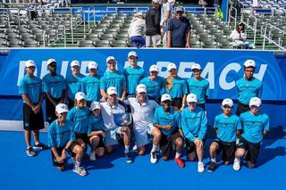 「デルレイビーチ・オープン」(ATP250/アメリカ・フロリダ州デルレイビーチ/2月17~23日/賞金総額67万3655ドル/ハードコート)