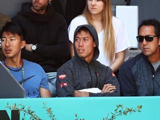 「ムトゥア・マドリッド・オープン」(ATP1000/スペイン・マドリッド/5月5~12日/賞金総額727万9270ユーロ/クレーコート)