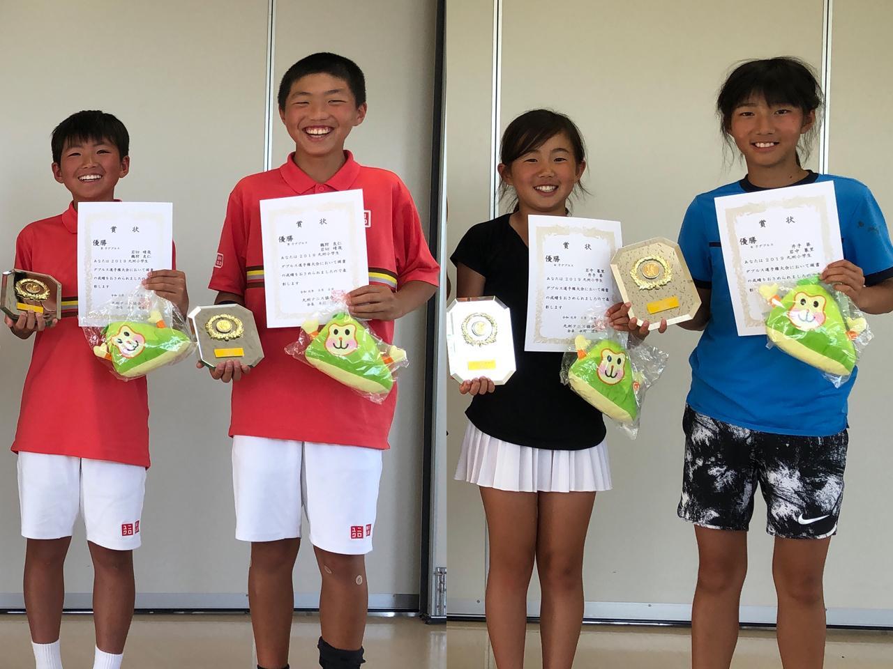 協会 福岡 県 テニス