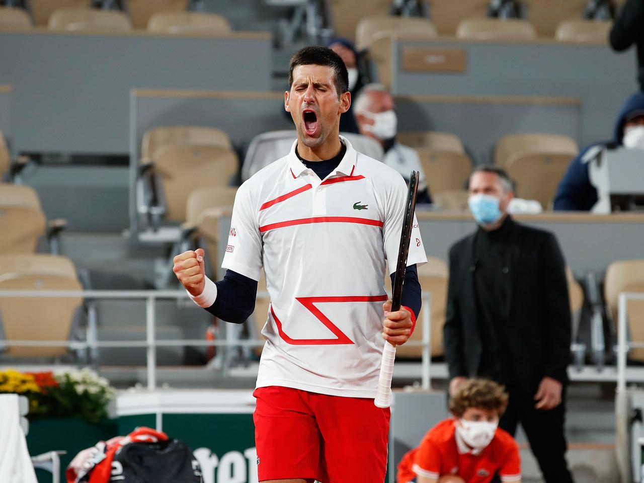 ジョコビッチが準決勝進出、USオープンの再戦でカレーニョ ブスタを ...