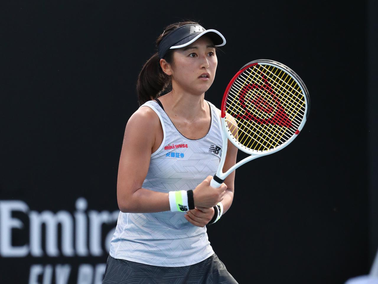 美咲 土居 テニス