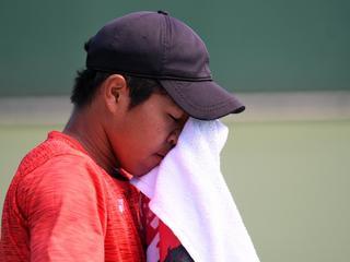 「第45回全国中学生テニス選手権大会」(8月19、20日団体戦、21~24日個人戦/広島広域公園テニスコート)